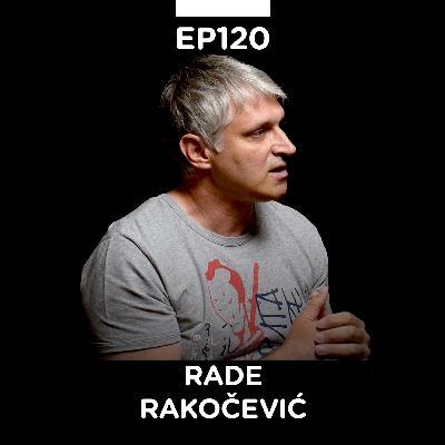 EP 120: Rade Rakočević, stručnjak za berze, Senzal Capital, Moritz Eis sladoledi - Pojačalo podcast
