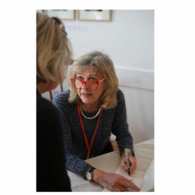 Deborah Moggach in conversation with Cathy Rentzenbrink