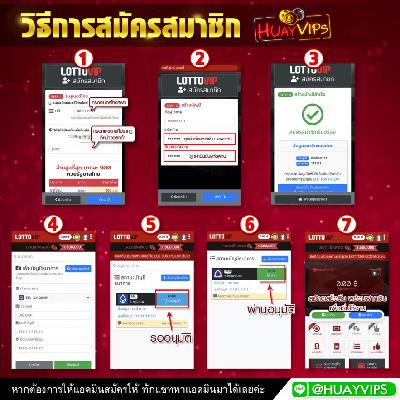 How to Register LOTTOVIP?