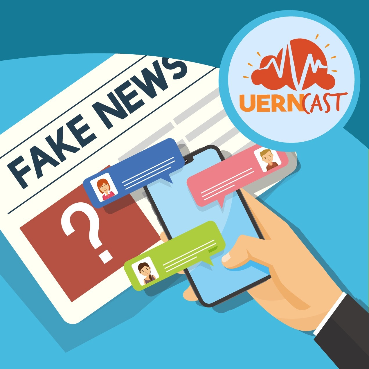 Identificando e combatendo as fake news