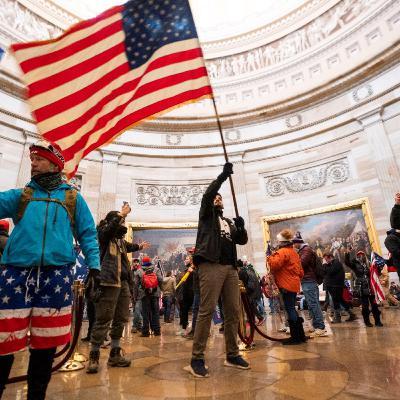 Ep.45: Politics & American Privilege feat. James Pelfrey (part one)