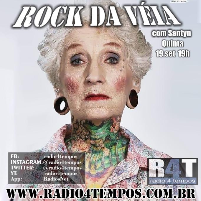 Rádio 4 Tempos - Rock da Véia 69:Rádio 4 Tempos