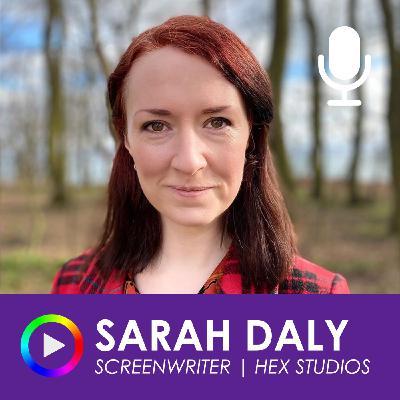 CFFN Podcast 04 Sarah Daly