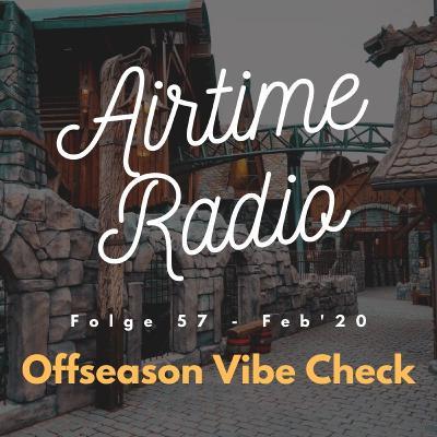 Folge 57 - Offseason Vibe Check