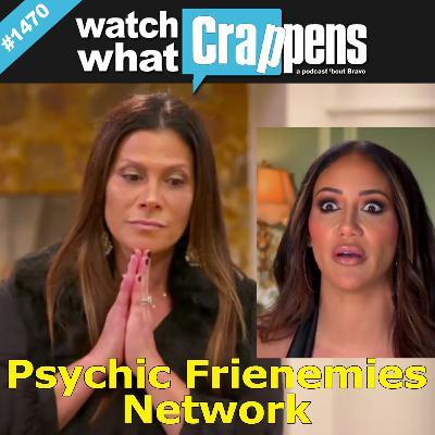 RHONJ: Psychic Frienemies Network