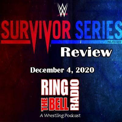 Survivor Series Review - 12/4/20