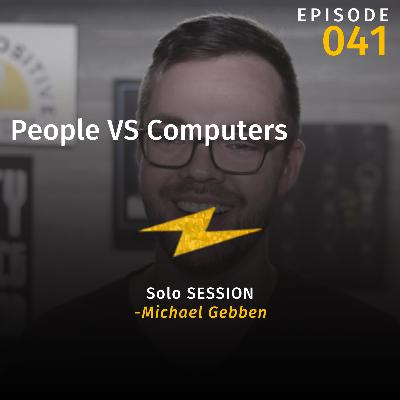 People VS Computers