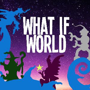 141 - What if a witch turned a hamster into a unicorn?