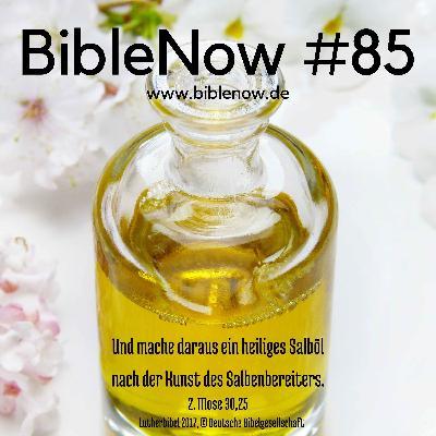 BibleNow #85: 2. Mose 30,1-31,5