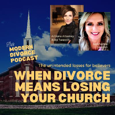 The heartbreak of leaving your marriage and your church behind
