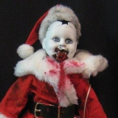 MERRY SCARY CHRISTMAS!!