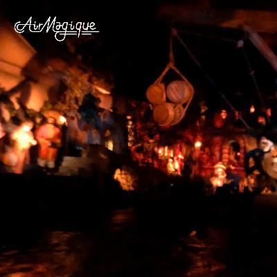 Hidden Mickeys at Disneyland Paris