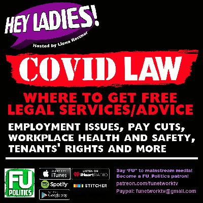 HEY LADIES - COVID LAW - KNOW YOUR RIGHTS!