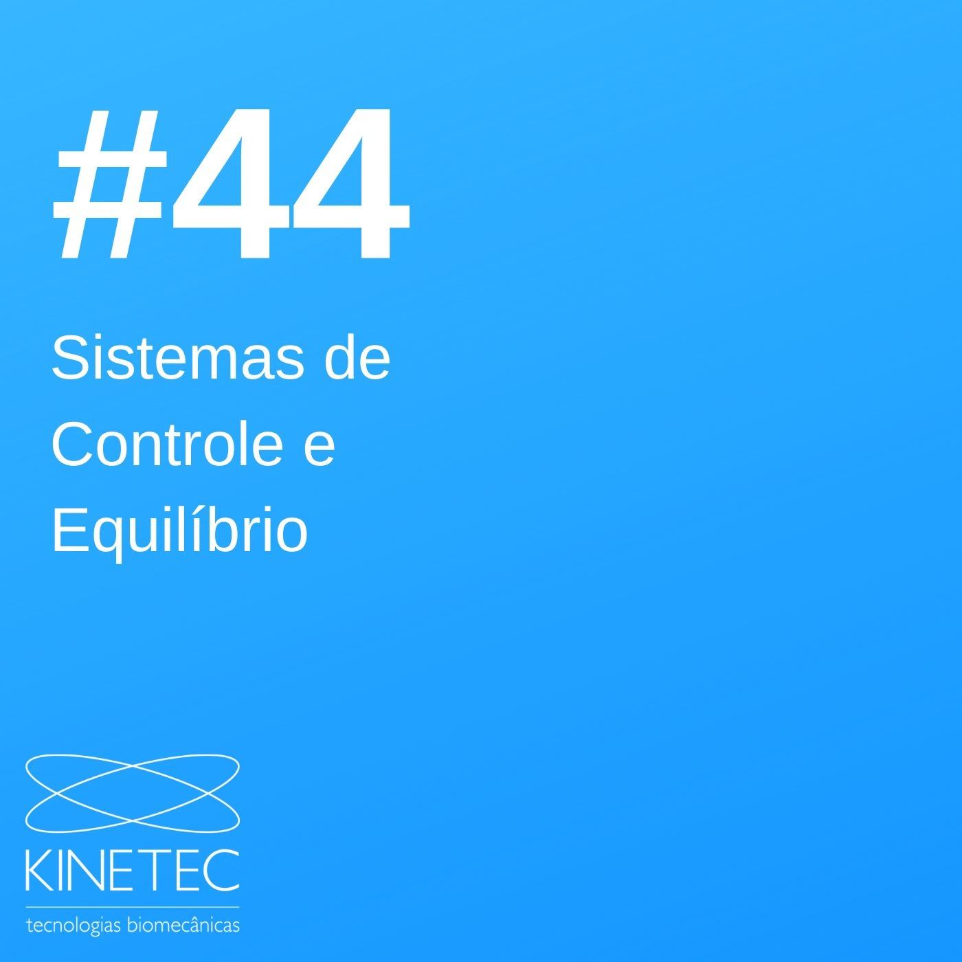 #044 Sistemas de Controle e Equilíbrio