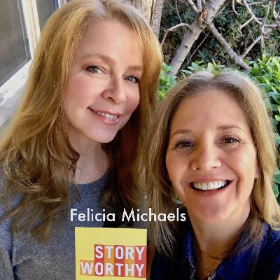 606 - Mitzi Shore and The Comedy Store with Comedian/Writer/Photographer Felicia Michaels