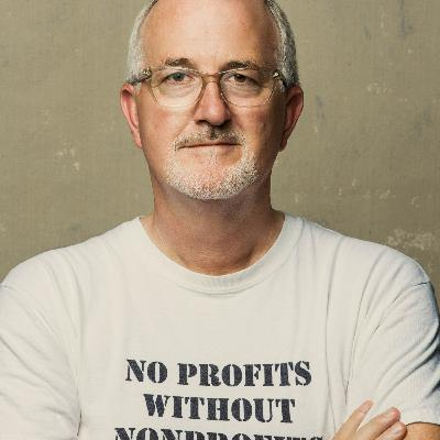 There's no profit without non-profit, with Robert Egger