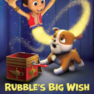 Rubble's Big Wish (Paw Patrol) - Season Two - Episode Nine