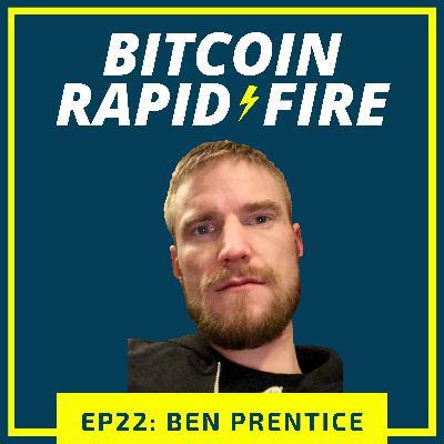 Rapid-Fire: Ben Prentice