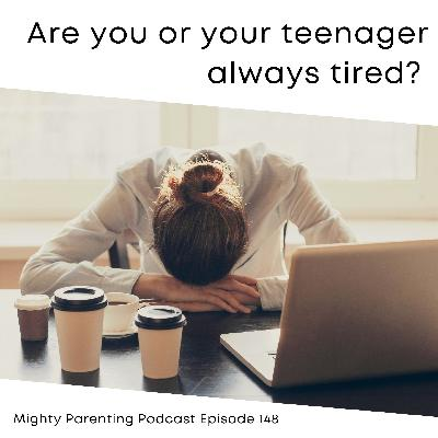 When You Or Your Teenager Are Always Tired | Dr. Saundra Dalton-Smith | Episode 148