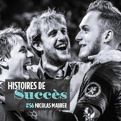 Nicolas Maurer a créé Vitality, la plus grosse équipe e-sport en France