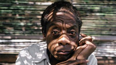 Throughline: James Baldwin's Fire