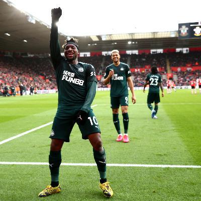 Southampton 0-1 Newcastle: They always do it the hard way...