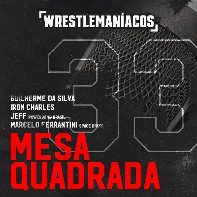 Mesa Quadrada #33 - AEW New Year's Smash (Noite 1)