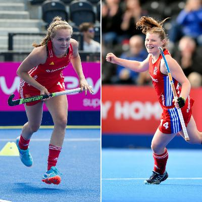 Emily Defroand and Tess Howard: Making the most of 2020