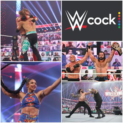 Ep 148 - A Two-Hug Rumble (Royal Rumble 2021 Recap)