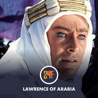 S04E12 - Lawrence Of Arabia