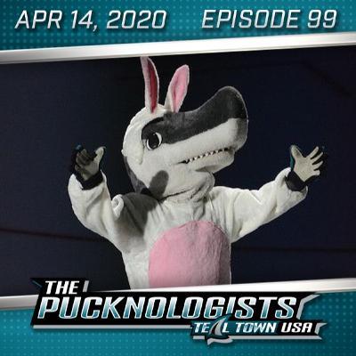 The Pucknologists 99 - Goodbye NHL Season, Jersey Mock-Ups, Fanantics vs Ticketmaster