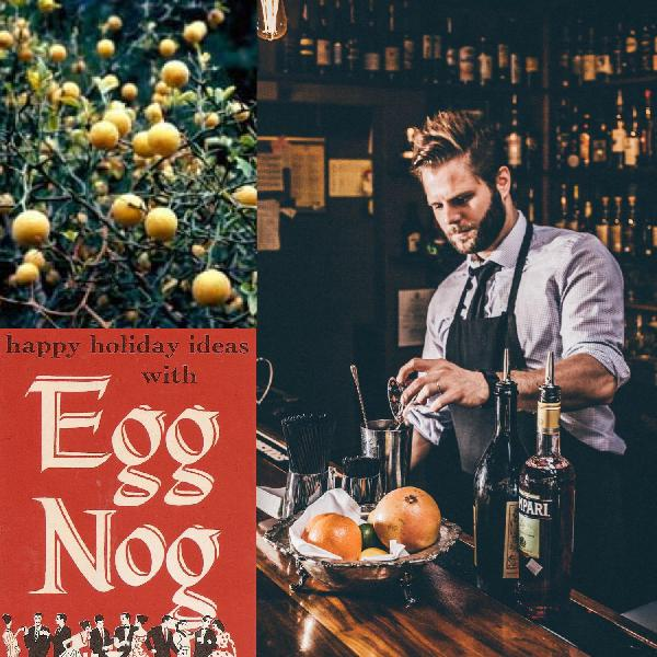 Hard Nog and Hardy Oranges: A History of Virginian Cocktails with Micah LeMon