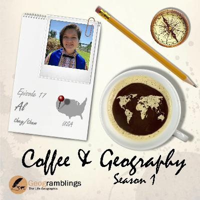 Coffee & Geography S01E17 Al Snow (USA)