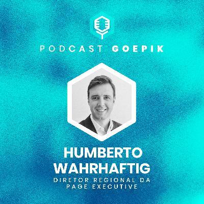 10. Humberto Wahrhaftig [Page Executive]: Pessoas e Transformação Digital