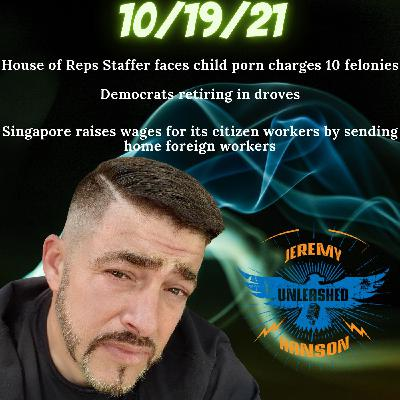 """House of Representatives staffer STEFAN BIERET """"program manager"""" charged with 10 felonies for illicit images of children"""