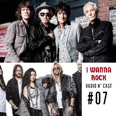 I Wanna Rock #07- Semana dos lançamentos! Novas músicas de Rolling Stones, Whitesnake e Evanescense.