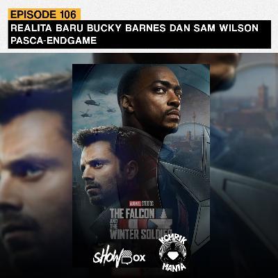 Realita Baru Bucky Barnes dan Sam Wilson Pasca-Endgame