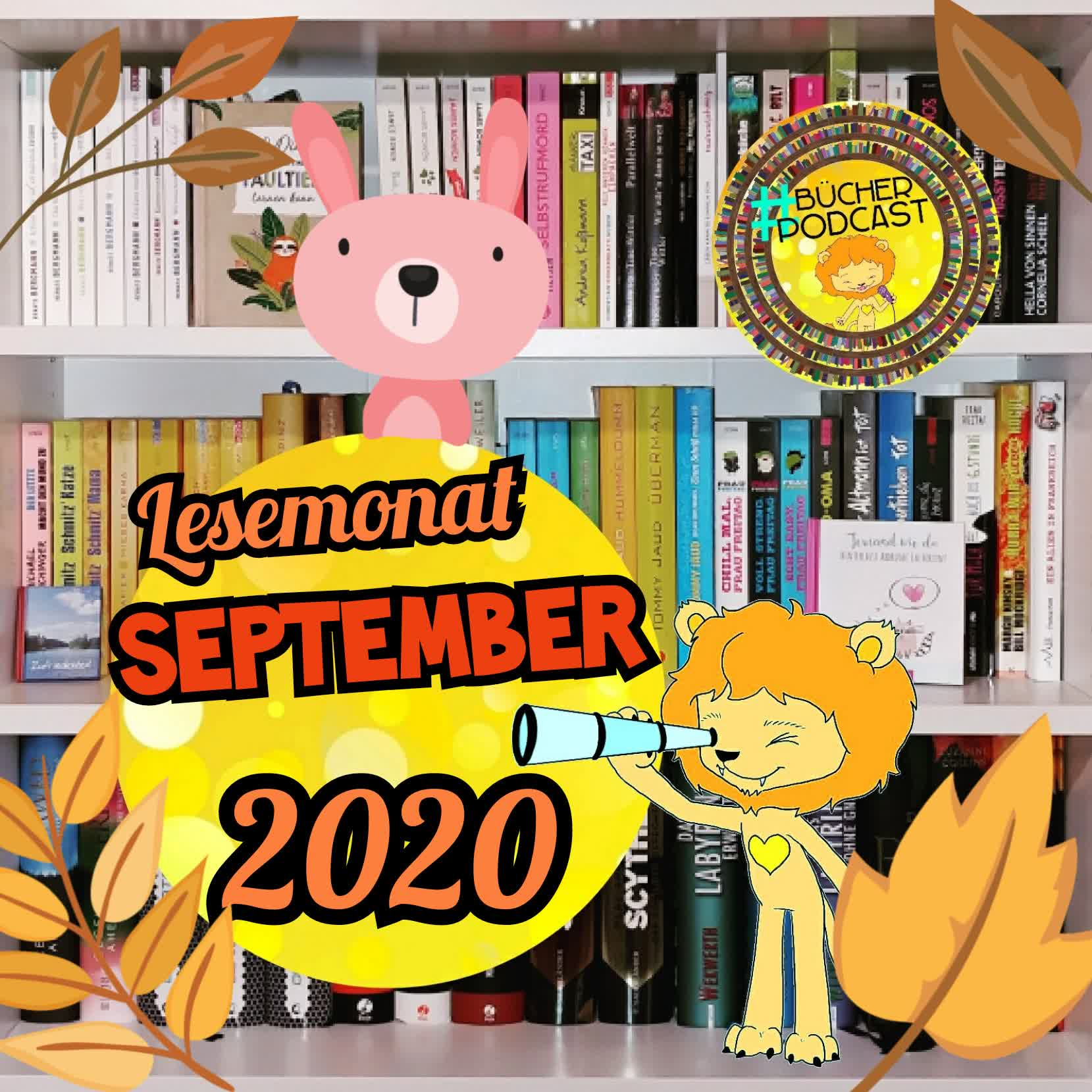 Lesemonat September 2020