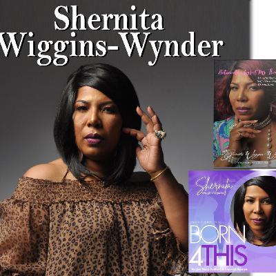Harvey Brownstone Interviews Author, Journalist and Talk Show Host, Shernita Wiggins-Wynder