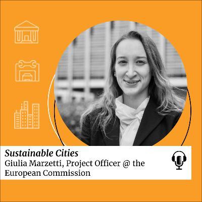 SDG 11: Sustainable Cities with Giulia Marzetti