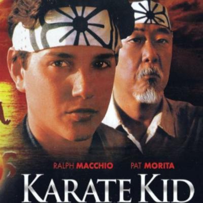 RETRO Karate Kid