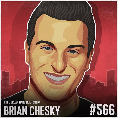 566: Brian Chesky | Lessons Airbnb Learned to Survive the Pandemic