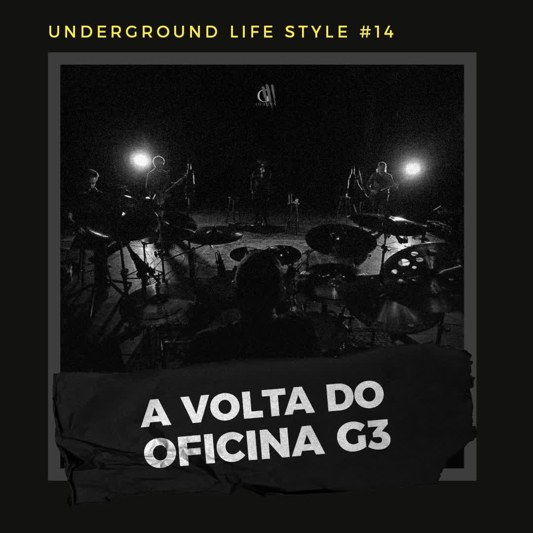 ULS #014 - A VOLTA DO OFICINA G3