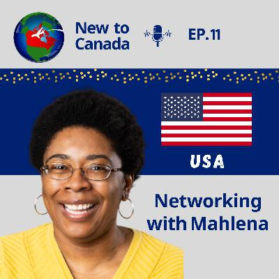 Networking | Mahlena from USA