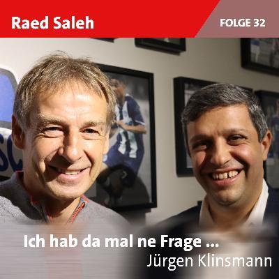 Folge 32: Jürgen Klinsmann (Sonderpodcast)