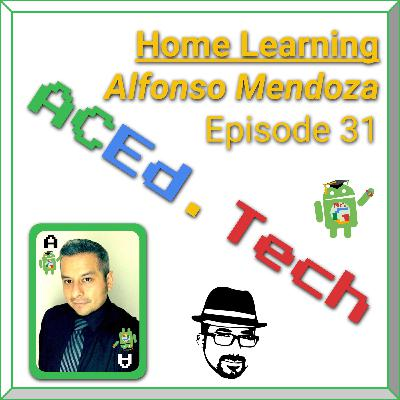 EDU: Home Learning with Alfonso Mendoza Jr.