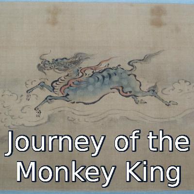 JotMK #1 - Laser monkey & Chinese unicorn giraffe