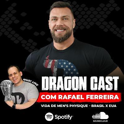Rafael Ferreira - Vida de Men´s Physique - Brasil x EUA