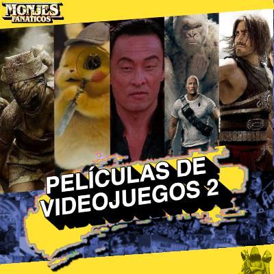 169 - Películas de Videojuegos 🕹 2