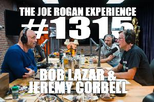 #1315 - Bob Lazar & Jeremy Corbell